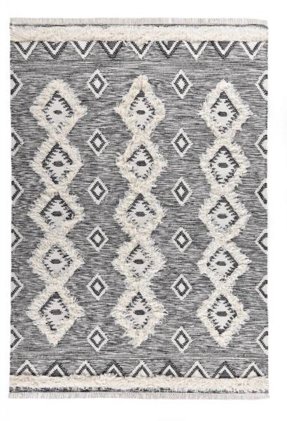 Handgewebter Teppich - Mora - 14019