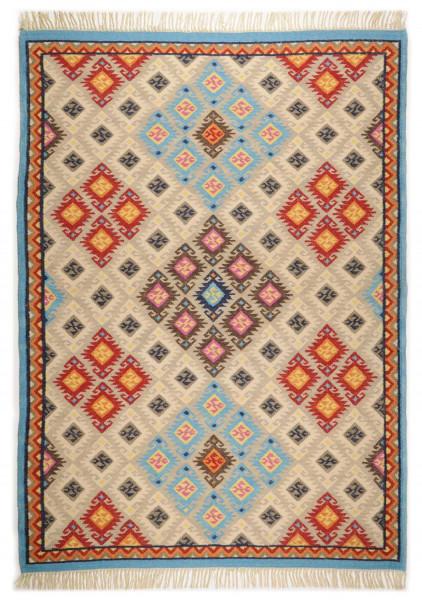 Handgefertigter Kelim Teppich - Kelim-Royal