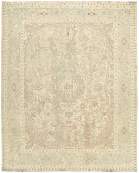 Handgeknüpfter Vintage Teppich - Brooklyn - 241x301cm