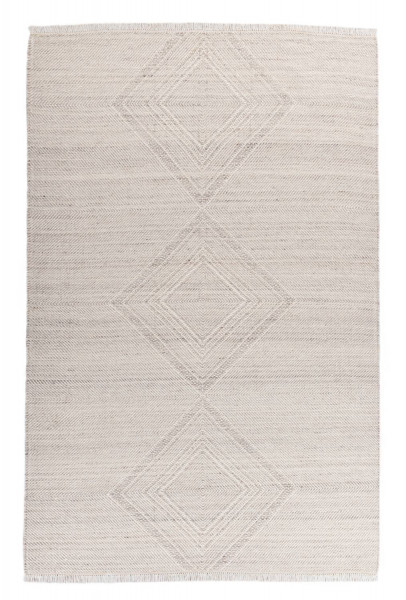 Handgewebter Teppich - Molde - 14003