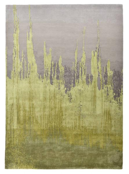 Designerteppich aus robuster Seide und Tibetwolle - Sweet Feet 60 - 170x242cm