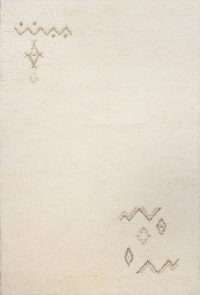 Handegknüpfter marokkanischer Berberteppich - Hadj 225