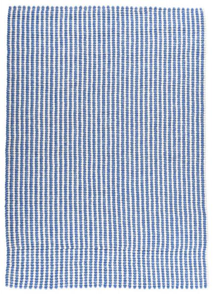 Handgearbeiteter Filzkugelteppich aus Schurwolle - 160x230cm