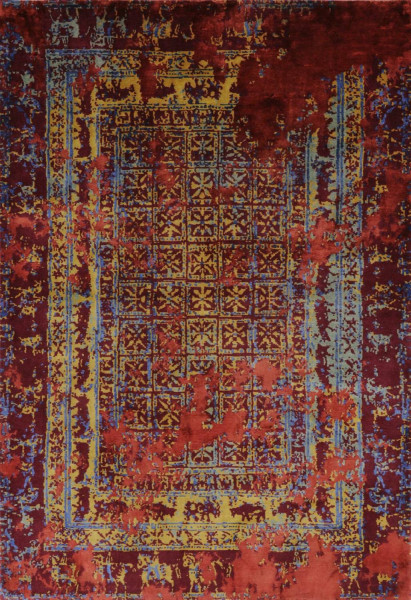 Edition Ten 14 Silk 60 - 252x300cm