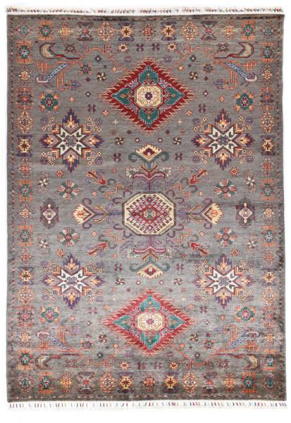 Handgeknüpfter Shawl Teppich aus Ghazni Wolle - Pir Mahal - 176x244cm