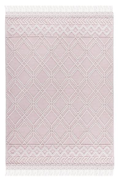 Handwebteppich - Tom Tailor - Colored Macrame - Three - Scandi Chic