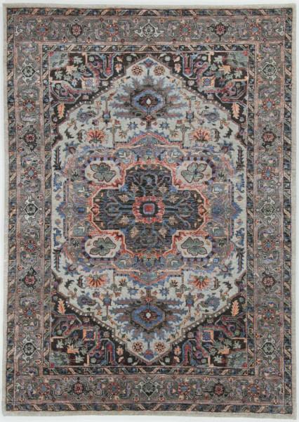 Handgeknüpfter Gabbeh Teppich - Hindustan Hali - aus reiner Schurwolle