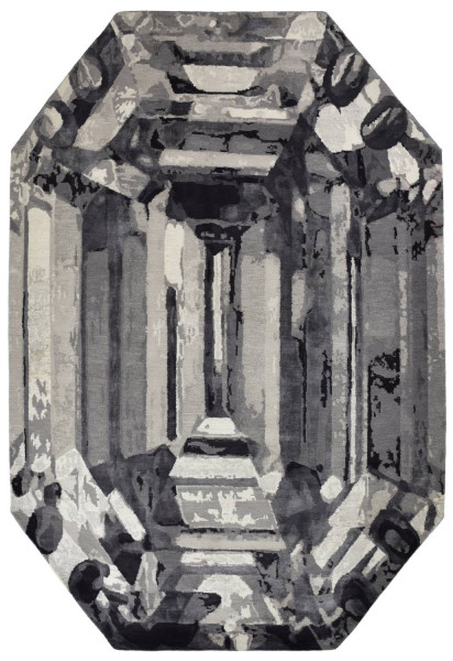 Edition Ten 14 Silk 30 Diamant - 173 x 253cm