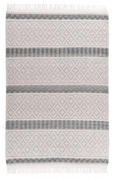 Handgewebter Teppich - Visby - 915