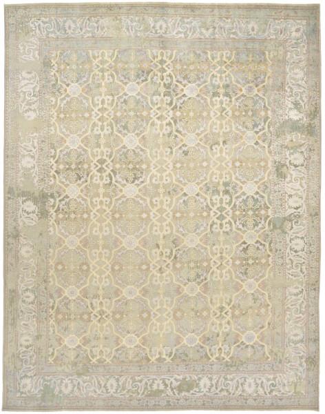 Handgeknüpfter Vintage Teppich - Brooklyn - 238x304cm