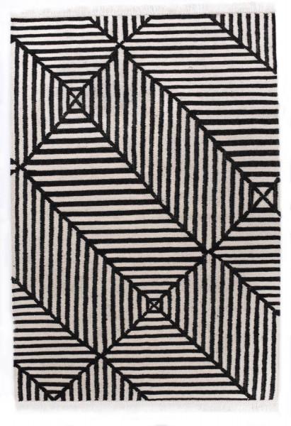 Kelim Teppich - Tom Tailor - Vintage - Criss Cross