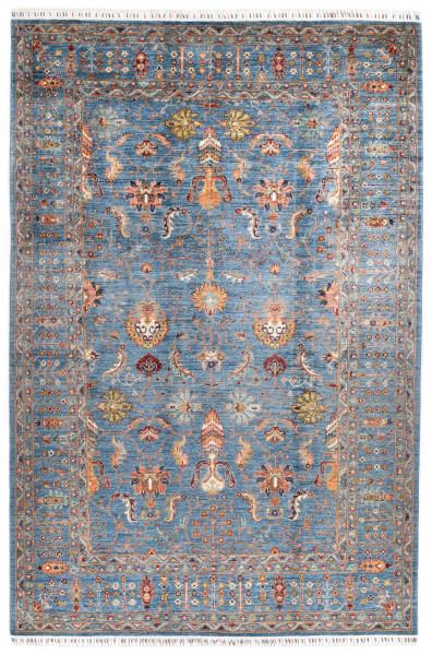 Handgeknüpfter Shawl Teppich aus Ghazni Wolle - Pir Mahal - 205 x 309 cm
