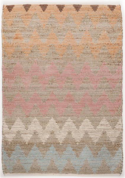 Smooth Comfort - Pastel Zigzag